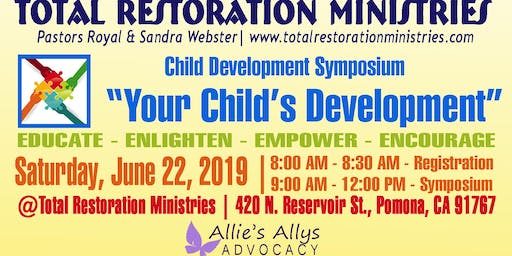 Child Development Symposium -Pomona