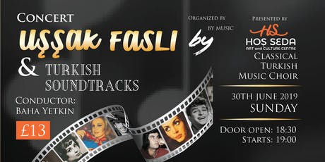 Ussak Fasli & Turkish Movie Soundtracks tickets