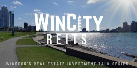 WinCity REITS (Real Estate Investment Talk Series) tickets