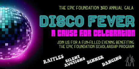 EPIC's Disco Fever: A Cause for Celebration tickets