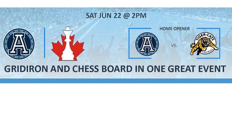 Chess Day with the Argos tickets