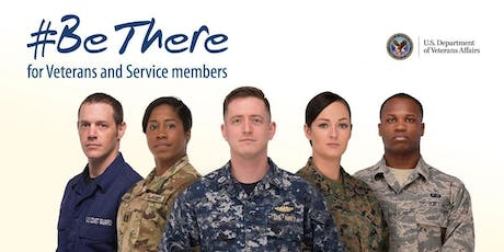 #BeThere for Service Members, Veterans & Families: Strengthening Community tickets