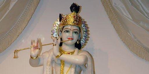 Shree Krishna Janmashtami Festival