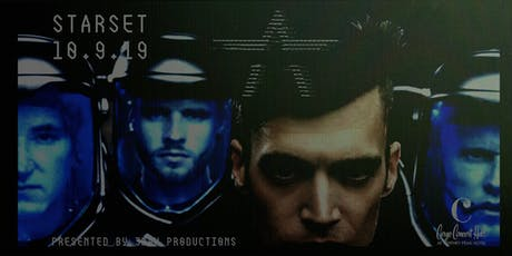 Starset at Cargo Concert Hall tickets