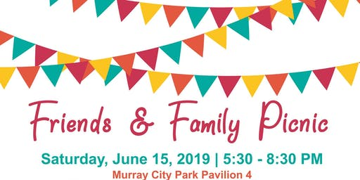 Friends & Family Picnic (Utah Infertility Resource Center)