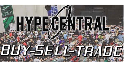 Hype Central Buy-Sell-Trade Sneaker/Clothing/Art/Networking Event