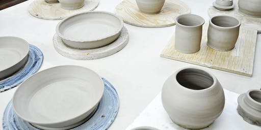 Intro to Pottery | 2nd Session