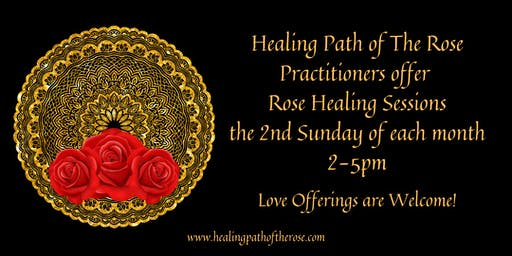 Rose Healing Sessions