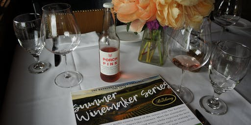 Varnum Vintners Winemaker Brunch