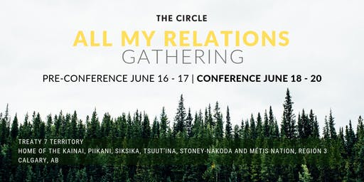 The Circle's All My Relations Gathering