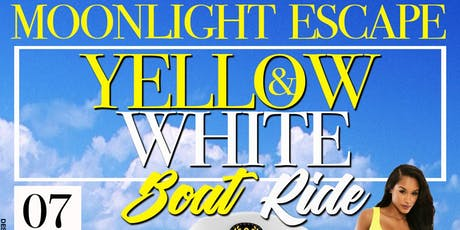 MOONLIGHT ESCAPE • YELLOW & WHITE BOAT RIDE • ST. THOMAS U.S. VIRGIN ISLANDS tickets