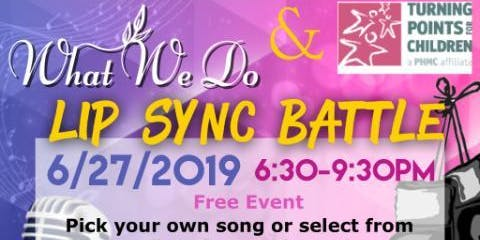 WWDE Presents Lip Sync Battle