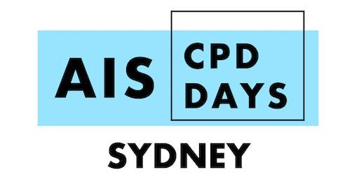 AIS CPD DAYS - SYDNEY