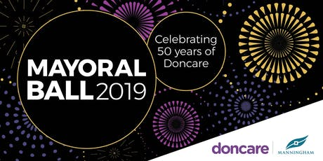 2019 Mayoral Ball tickets
