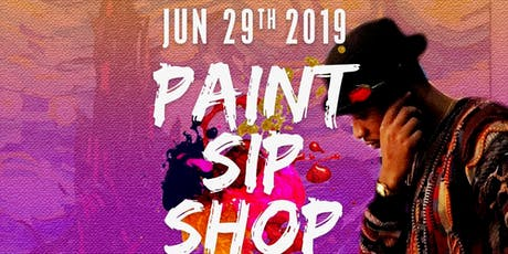 WillieeB's World Paint Sip & Shop  tickets