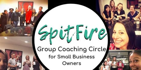 SpitFire Circle: Group Coaching for Small Business Owners tickets