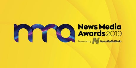 NewsMediaAwards 2019 tickets
