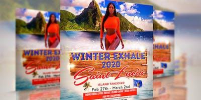 WINTER EXHALE 2020 - SAINT LUCIA