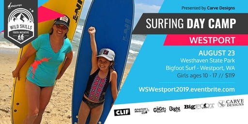 WILD SKILLS Surfing Day Camp: Westport