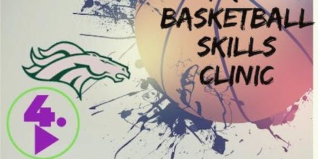 Basketball Skills Camp tickets