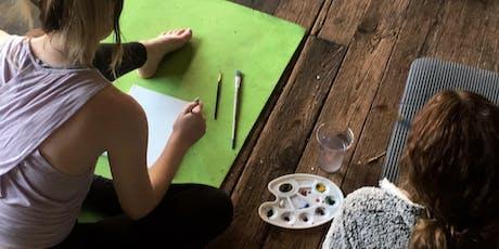 Art and Yoga Family Funtickets