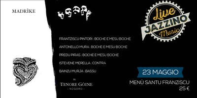 Tenore Gòine - Live at Jazzino