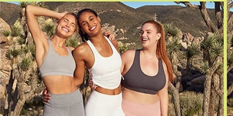 FREE Zumba Class @Fabletics Legacy West  tickets