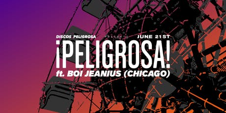 Peligrosa @ The North Door ft. Boi Jeanius (Chicago) tickets