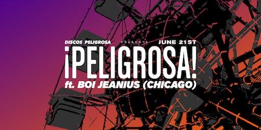 Peligrosa @ The North Door ft. Boi Jeanius (Chicago)