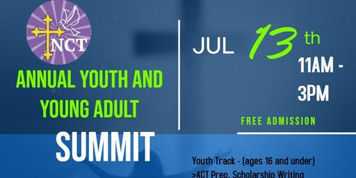New Calvary Temple Youth and Young Adult Summit