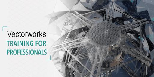 Vectorworks Training for Professionals – Sydney