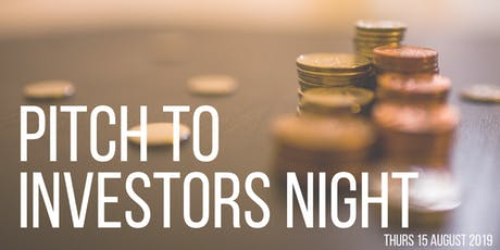 The Studio - Pitch to Investors Night tickets