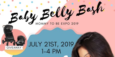 Exhibitor Registration: Baby Belly Bash Expo 2020 tickets