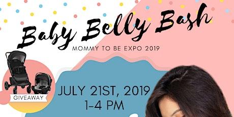 Exhibitor Registration: Baby Belly Bash Expo 2020 ingressos