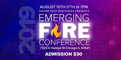 Emerging Fire Conference