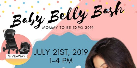 Baby Belly Bash Expo 2020 tickets