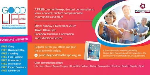 Good Life Good Death Expo Brisbane 2019