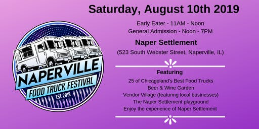 Naperville Food Truck Festival