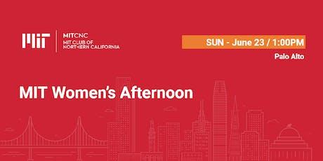 MIT Women's Afternoon tickets