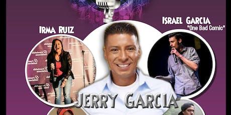 Jerry Garcia Comedy Night tickets