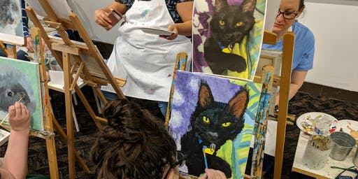 Paint Your Pet Sundays in July