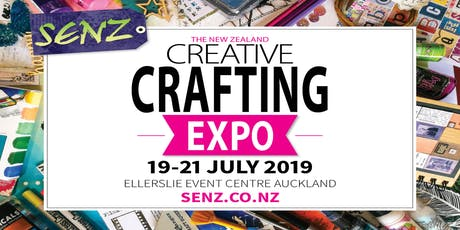 The NZ Creative Crafting Expo SENZ2019 tickets