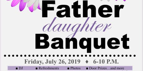 Father Daughter Banquet tickets