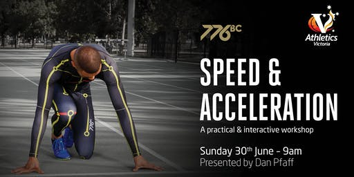 Speed & Acceleration with Dan Pfaff