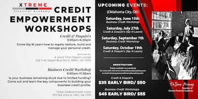 Credit & Daquiri's (Sip N Learn)