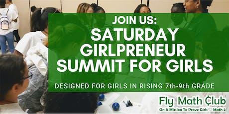 Fly Math Club: Future GirlPreneur Summit tickets