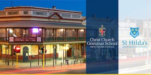 Regional visit to Kalgoorlie - all current and prospective parents welcome