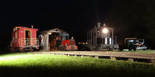 2019 Locust Heights & Western Railroad Fall Photography Charter