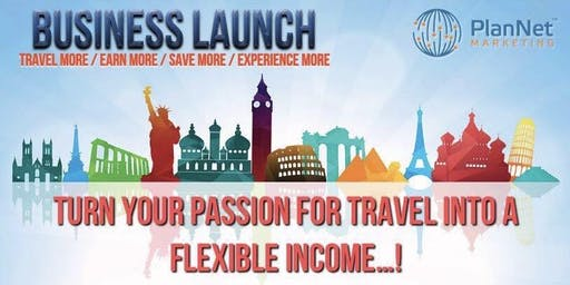 Turn Your Passion for Travel into a Flexible Source of Income