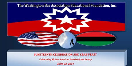 Juneteenth Celebration and Crab Feast tickets